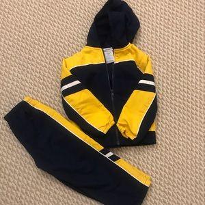 Bundle of toddler boy winter cloth set